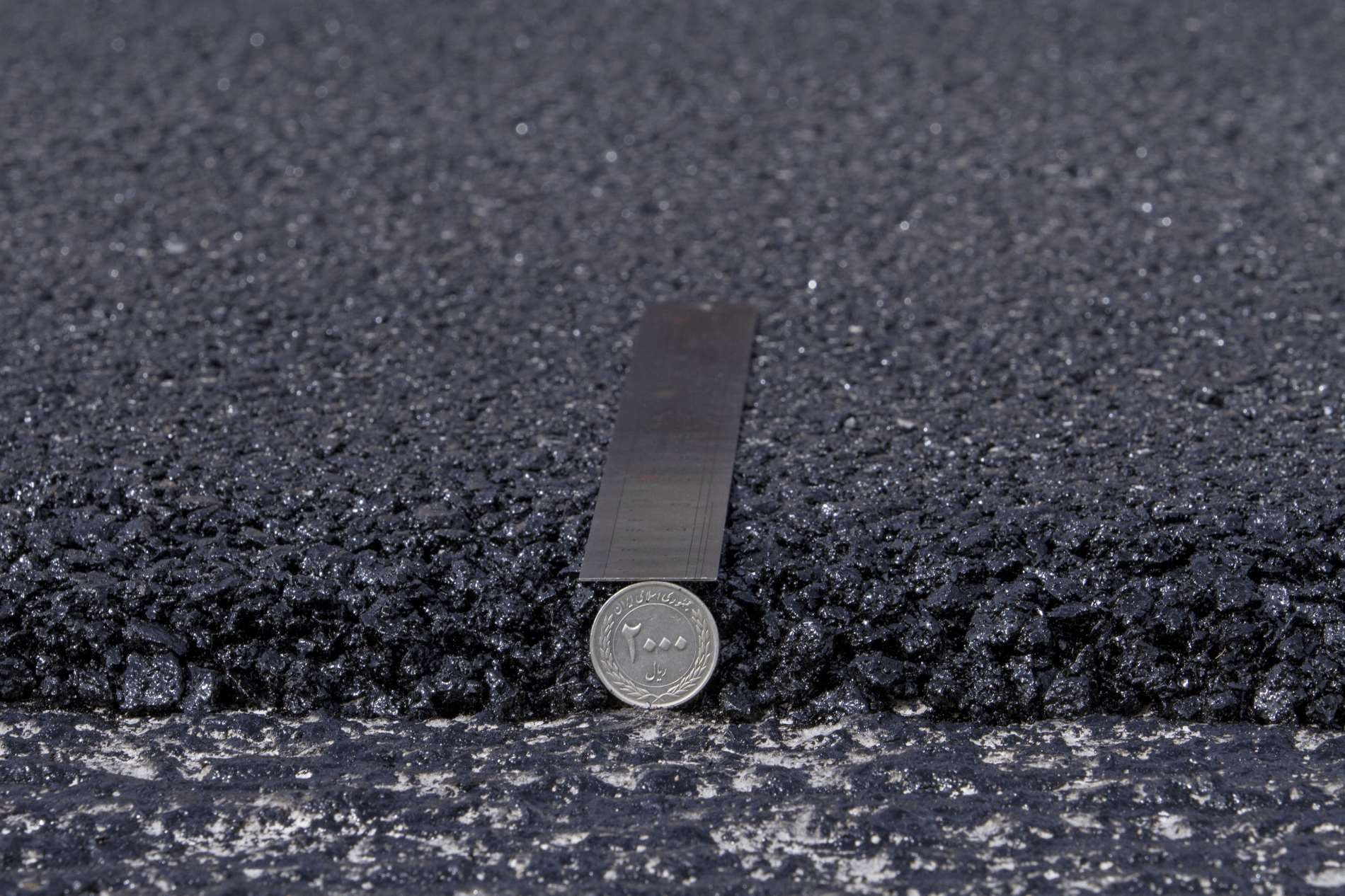 Thin layer polymer modified asphalt ــــ Firouzkooh-Damavand